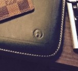 【buzzhouse design】ハンドメイドレザーケース for MacBook Air 13 inch