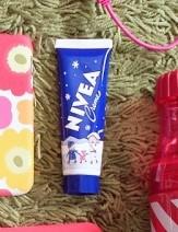 NIVEAのハンドクリーム