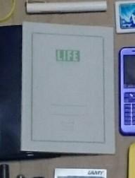 LIFEのノート