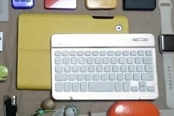 iPadmini2(16GB)とBluetoothキーボード