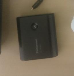 Panasonicモバイルバッテリー