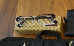 CoolensのFenderコラボ眼鏡