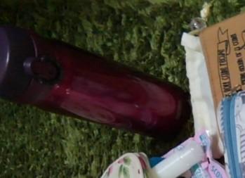 サーモスの水筒