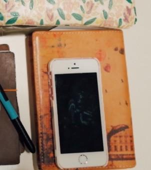 iPhoneSEと本
