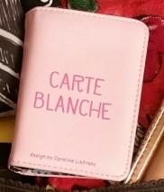 Caroline Lisfrancのカードケース