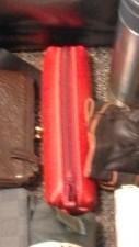 大峡製鞄のペンケース
