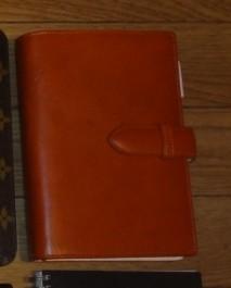 ASHFORDの手帳
