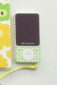 Transcend MP3プレーヤー