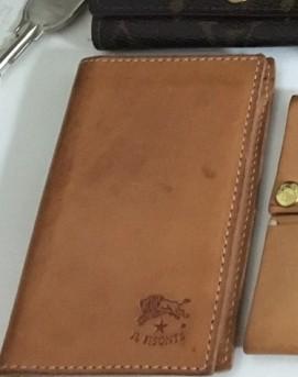 イルビゾンテ カードケース