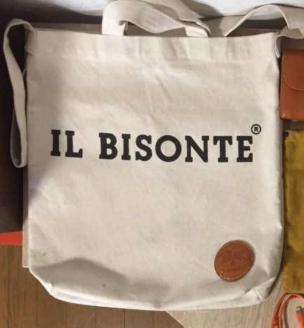 IL BISONTEのトート