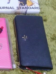 LANVIN en Bleuの財布