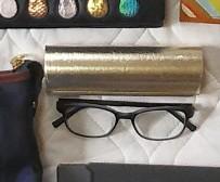 メガネ、眼鏡ケース
