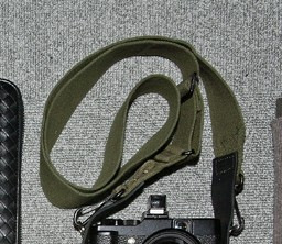 BENLLY'S & JOB ARMY Camera Strap