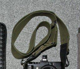 BENLLY'S & JOB ARMY Camera Strap