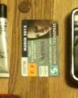 SEPTAのカード
