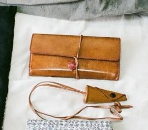 財布とキーケース