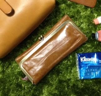 Hoboの財布
