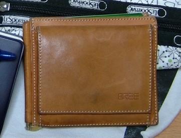 BREEのお財布