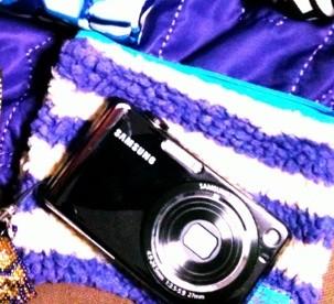 SAMSUNGカメラ