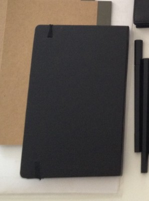 Moleskine Black LARGE