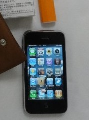 iPhone3GS 香港SIMフリー