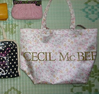 CECIL Mc BEE バッグ