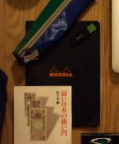 Notebook ; RHODIA