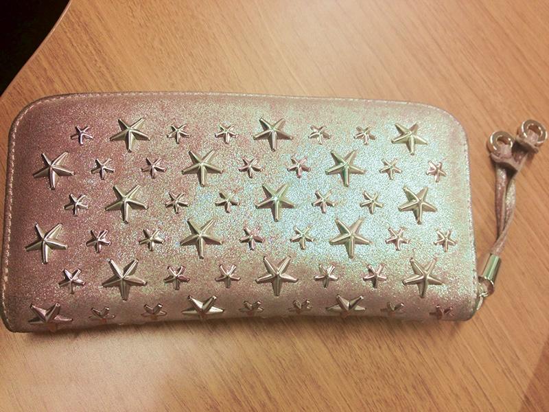 「Jimmy Choo」のお財布
